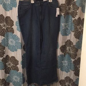 16 classic fit bootcut NWT